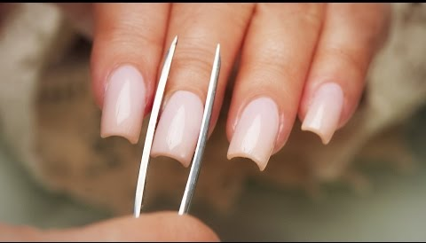 Pinching Acrylic Nails – Step by Step Tutorial – berbagaicara21